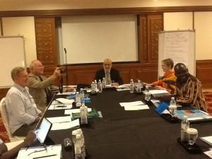 CVA Meeting