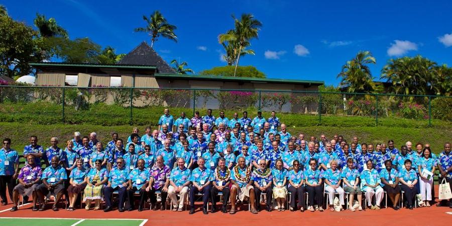 Fiji Conference Delegates