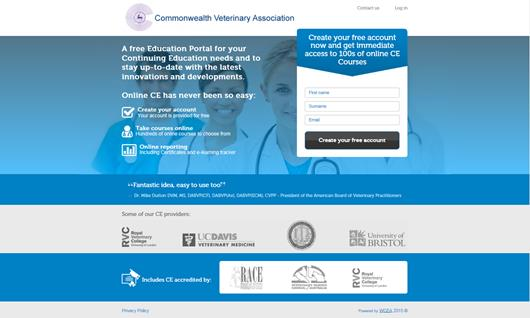 CVA portal